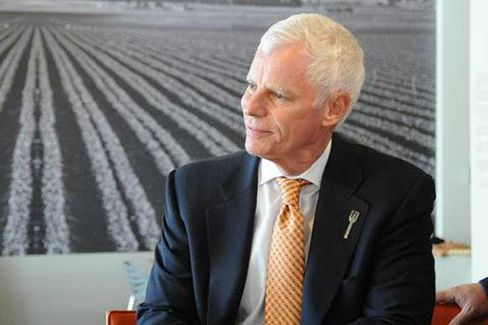 Former McDonald's Executive Serves Up Healthy Fast Food