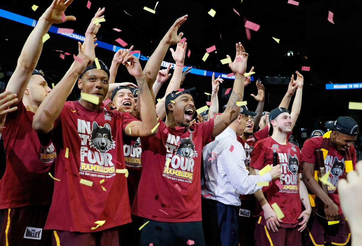 Loyola-Chicago's $8.5 Million Final Four Run Lifts 10 ...