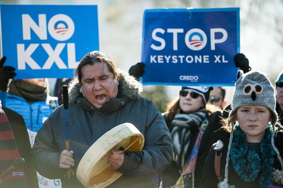Keystone Pipeline Legal Challenge by Tribes Clears First Hurdle