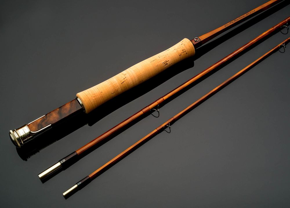 The Obsessive Appeal Behind a Split Bamboo Fishing Rod - Bloomberg