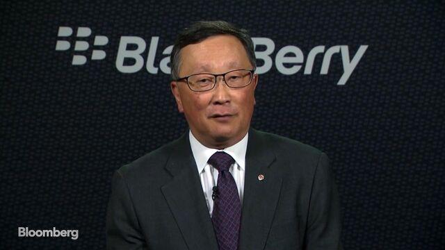 BlackBerry Beats Revenue Estimates for Fourth Quarter in a Row
