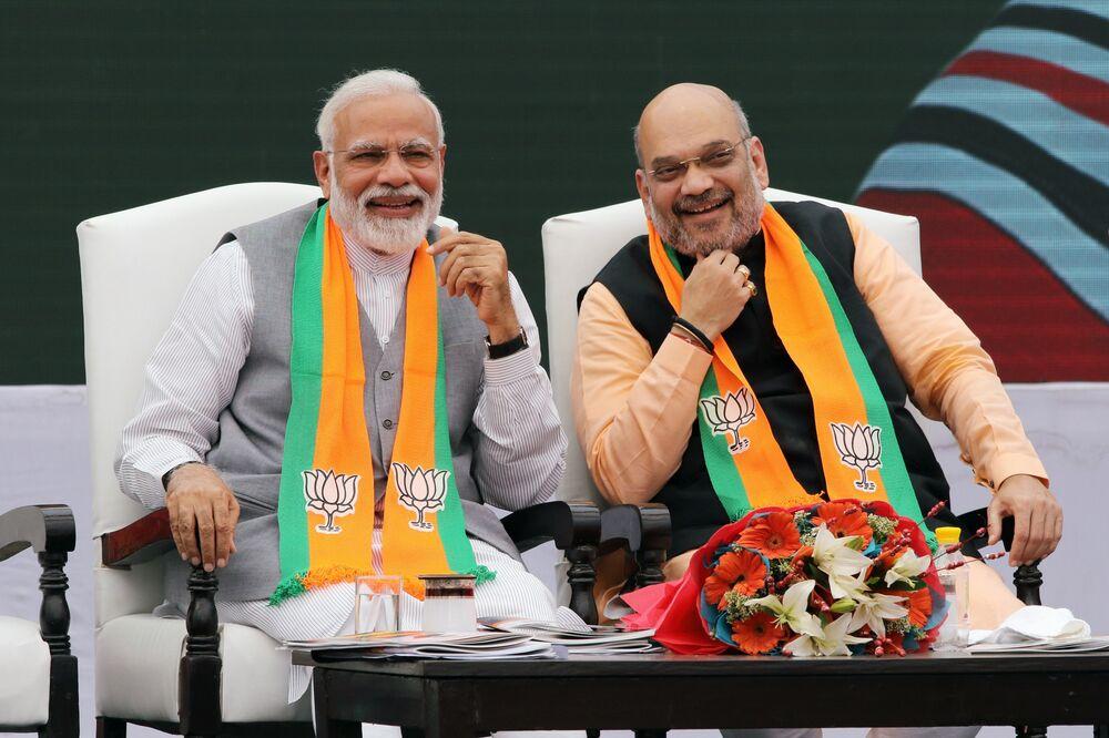 INDIA BJP