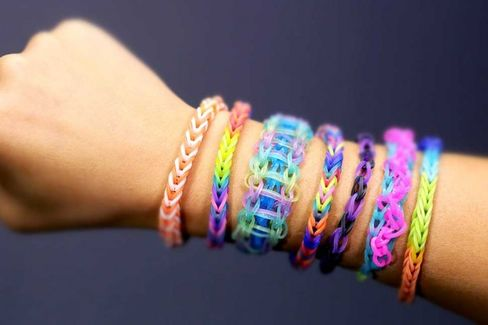 How the Rainbow Loom Fad Made Millions for Michaels