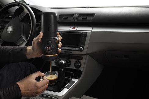 Finally, an Espresso Machine for the Car