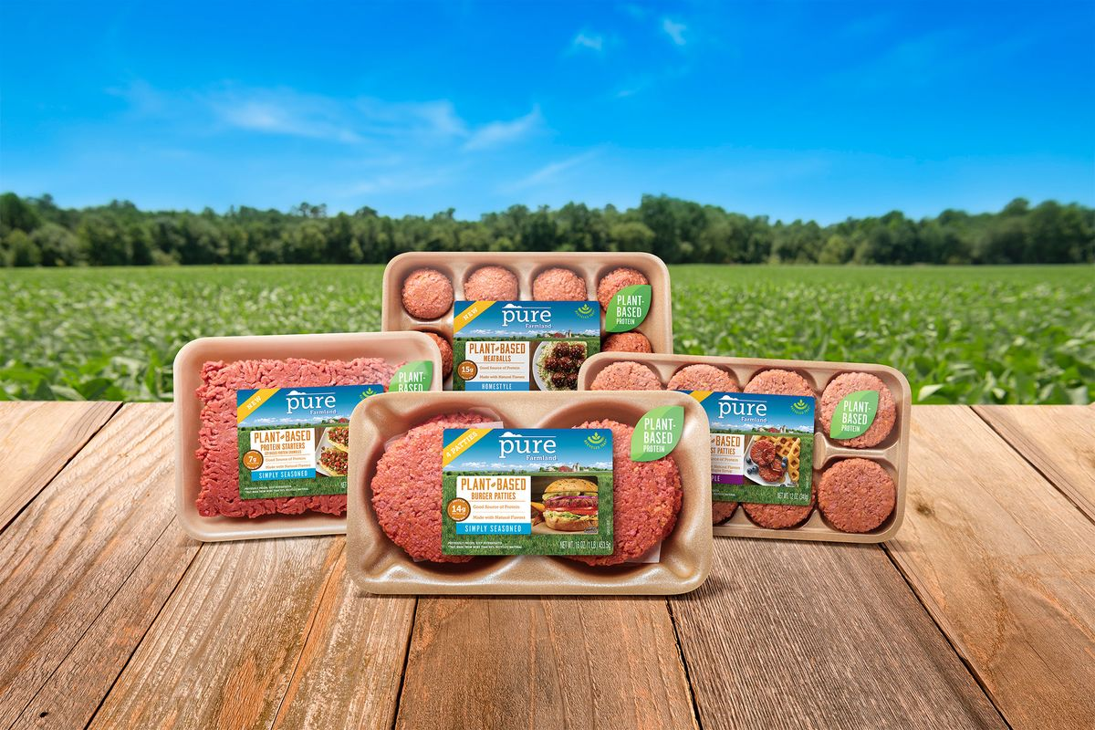 Pork Giant Smithfield Pushes Into the Market for Plant Protein
