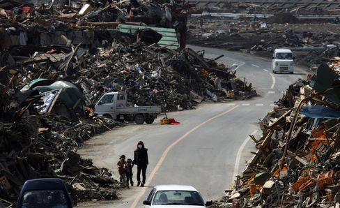 Japan Earthquake May Be Catalyst Higher Reinsurance Rates