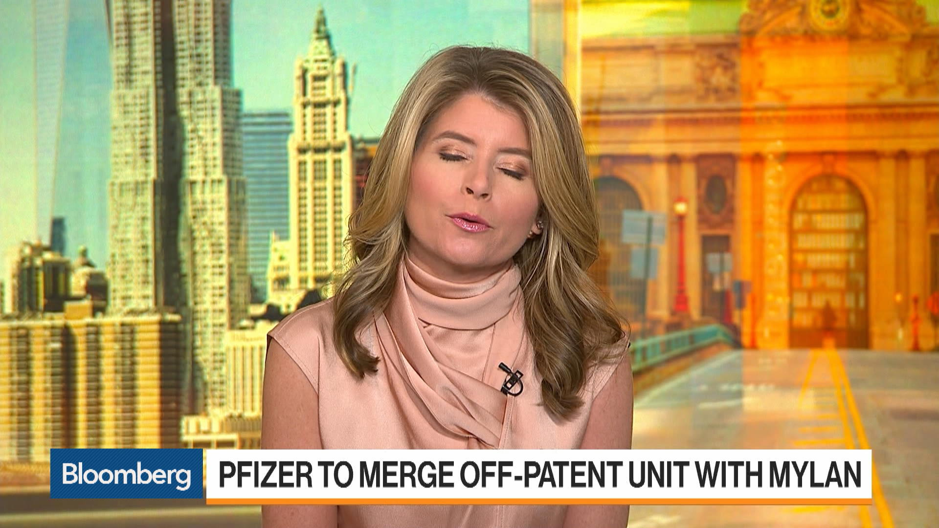 Pfizer-Mylan Deal 'Well-Valued' for Mylan, Says Raffat