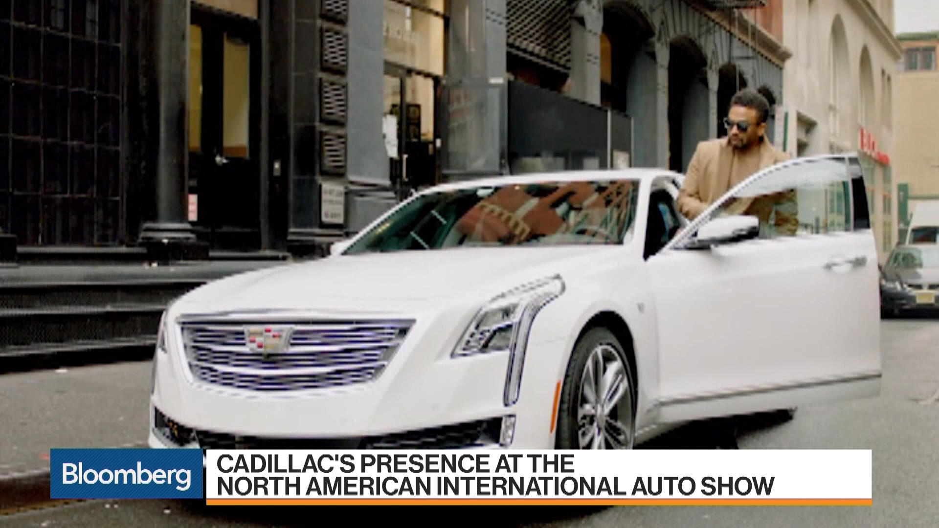 Cadillac to Sell Over 200 000 Vehicles in China in 2018 – Bloomberg