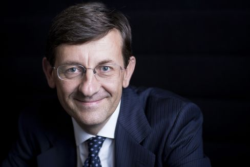 Vodafone Group Plc Chief Executive Officer Vittorio Colao