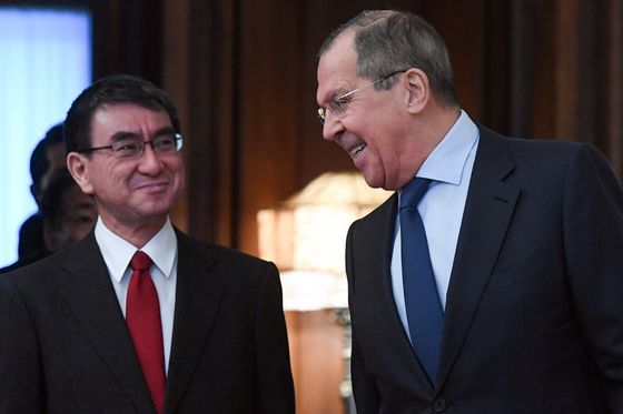 Russia Sees `Significant Differences' With Japan on Islands