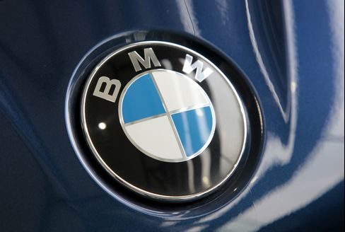 DAX Benchmark Climbs in Frankfurt BMW, Volkswagen Rise