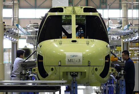 Korea Aerospace Stake Sale May Fail as Election Deters Bidders