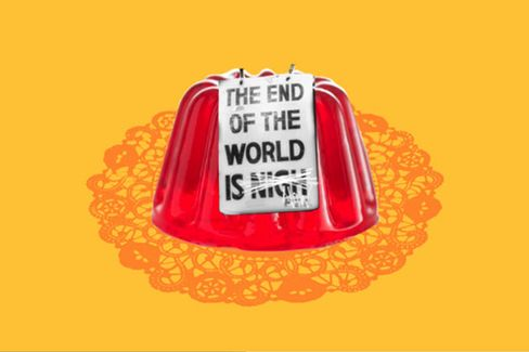 Brands Capitalize on the 'Impending Apocalypse'