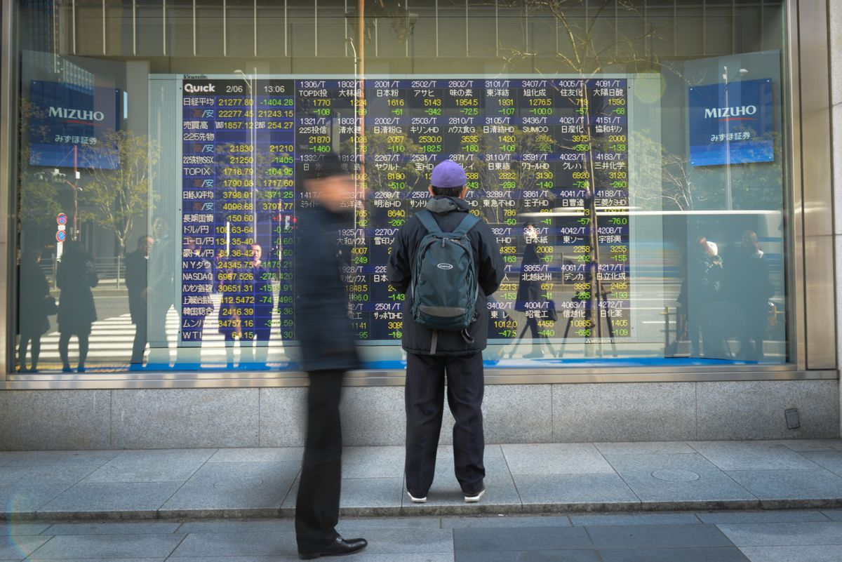 US Stock Futures Rally, Bonds Fall After Syria: Markets Wrap