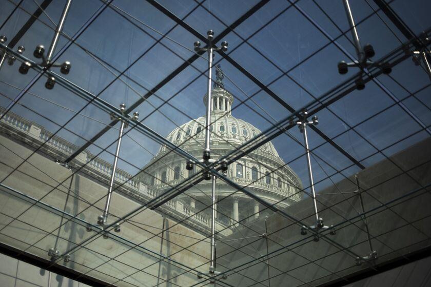 Senate Republicans Block Infrastructure Plan Debate For Now