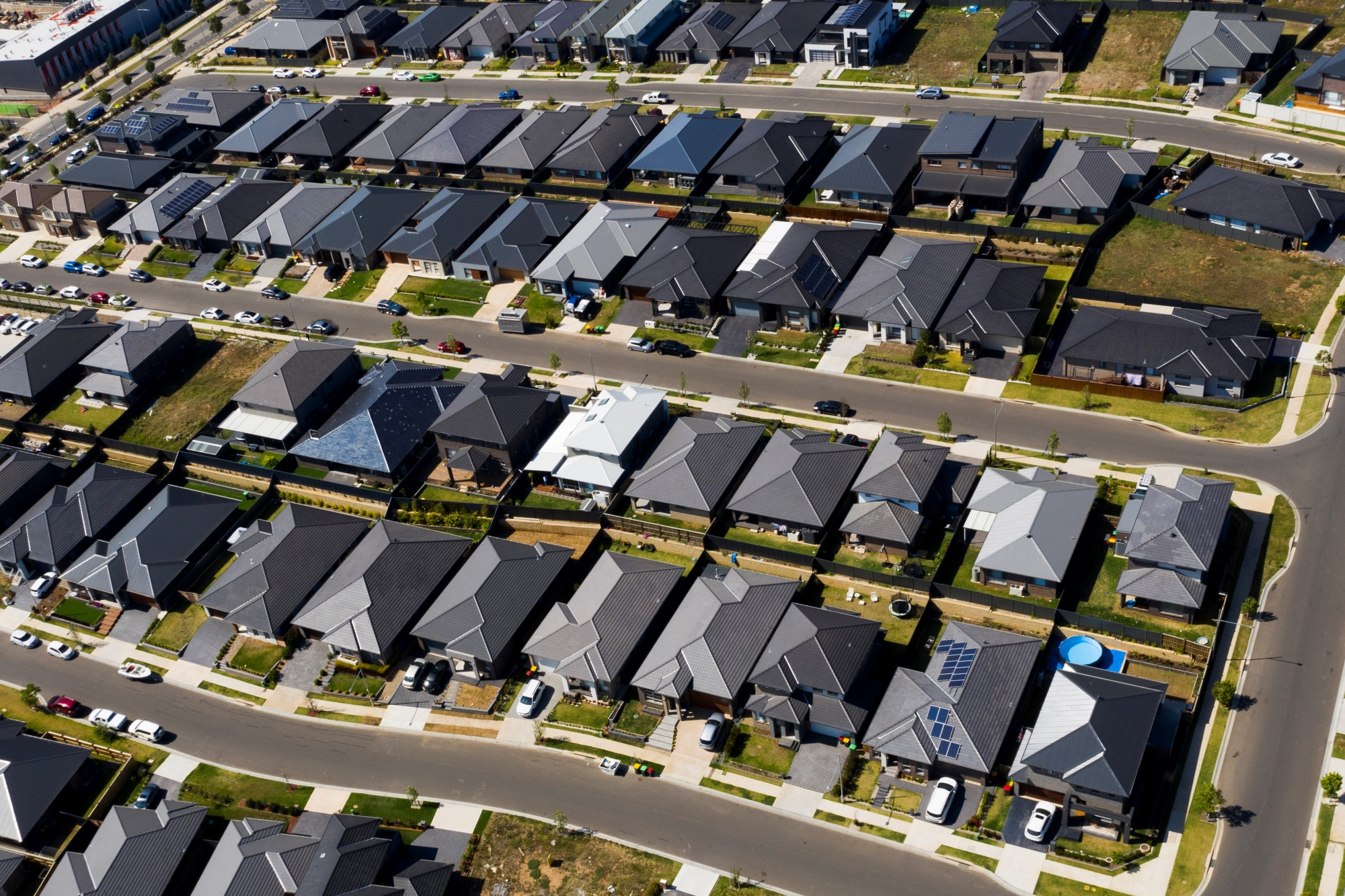 Sydney's New Suburbs Are Too Hot for People to Live In - Bloomberg