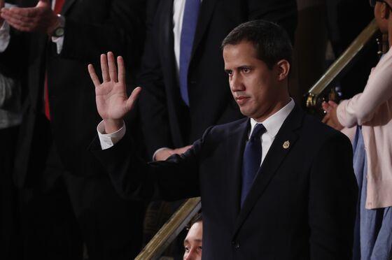 Venezuela's Guaido to Meet Trump at White House Today
