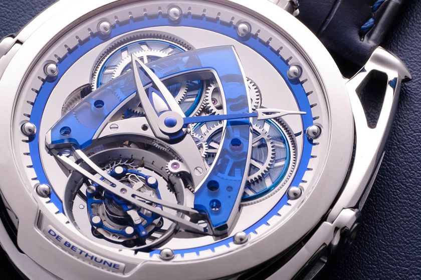 relates to Geneva Watch Days: The Most Exciting New Timepieces