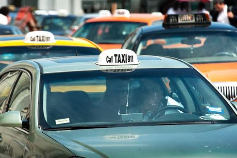 More Independent Contractors Are Organizing. Meet Teamster Taxi Cabs
