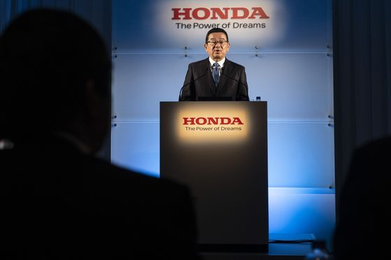 Honda to Shut U.K. Factory in Latest Blow as Brexit Looms