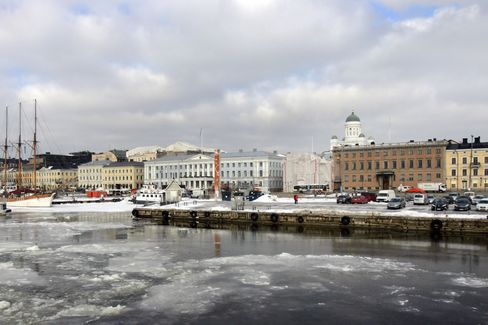 Finland Turns to Venture Funds to Rescue Economy