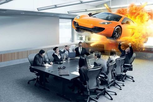 What Can the McLaren Racing Team Teach the Rest of Us?