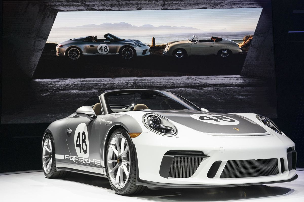 New York International Auto Show Best Debuts Concept Cars Bloomberg
