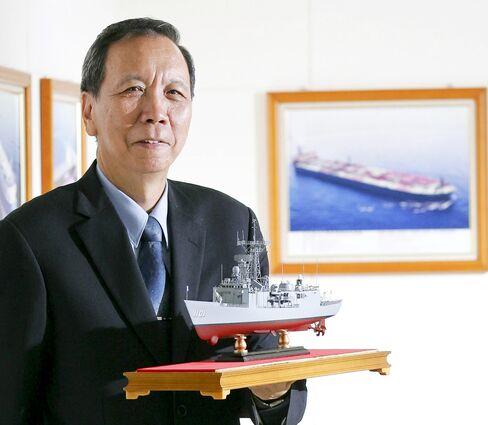 Paul Tang, president of CSBC Corp.