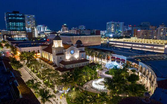 Wall Street's Palm Beach Foray Fuels Developer Office Rush
