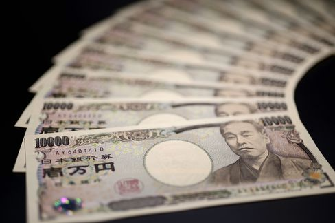Yen Touches Lowest Since 2010 Amid Bets BOJ Will Signal Easing