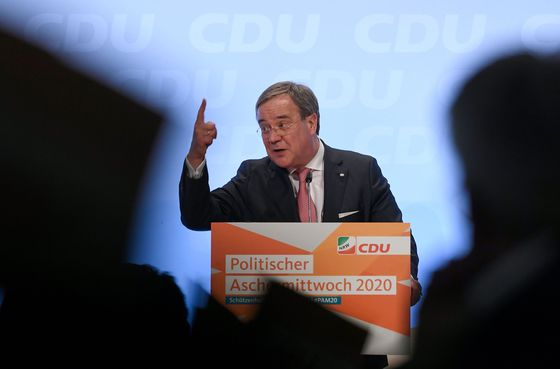 Chancellor Hopefuls Clash in Duel for Post-Merkel Germany