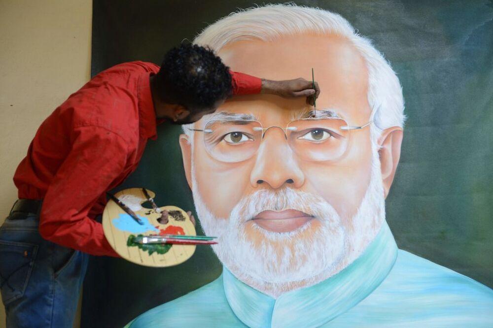 Modi's Enemies Are Too Big a Target