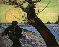 The Sower Vincent Van Gogh, November, 1888