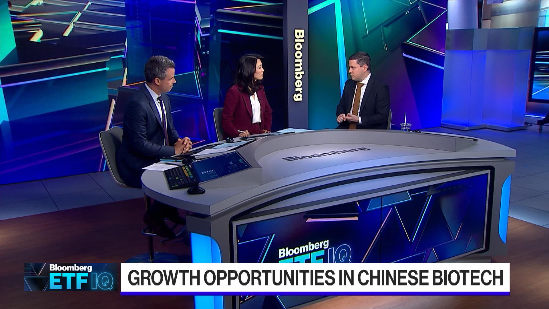ETF Growth Opportunities in Chinese Biotech