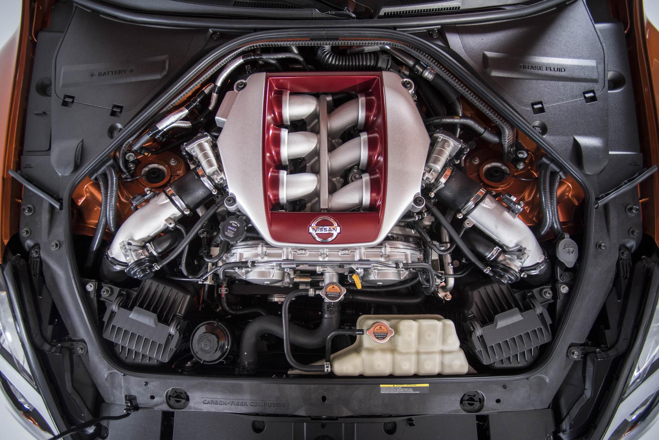 Godzilla's Engine