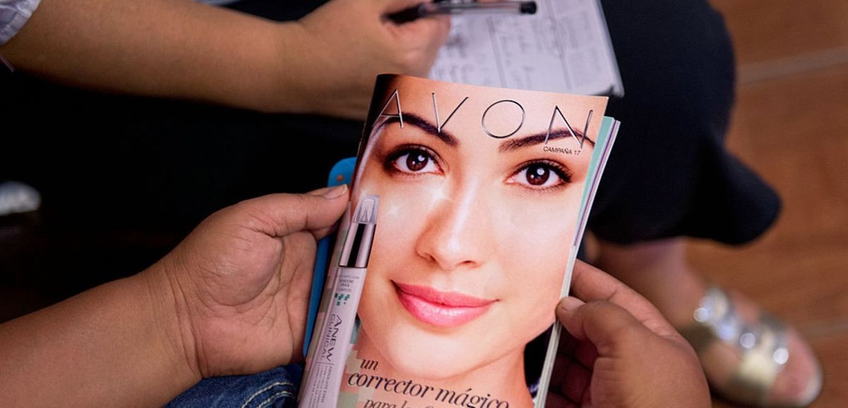 Avon Gets a Beauty Boost