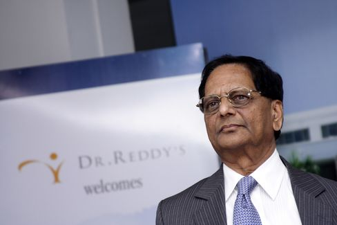 Reddy, Founder of India's Second-Largest Drugmaker, Dies at 74