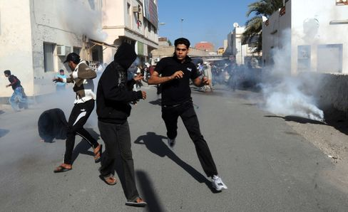 Bahrain Deploys Police as Demonstrators Demand Freedom, Jobs