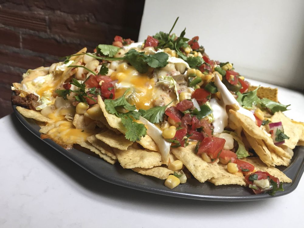 Get your nacho game on.