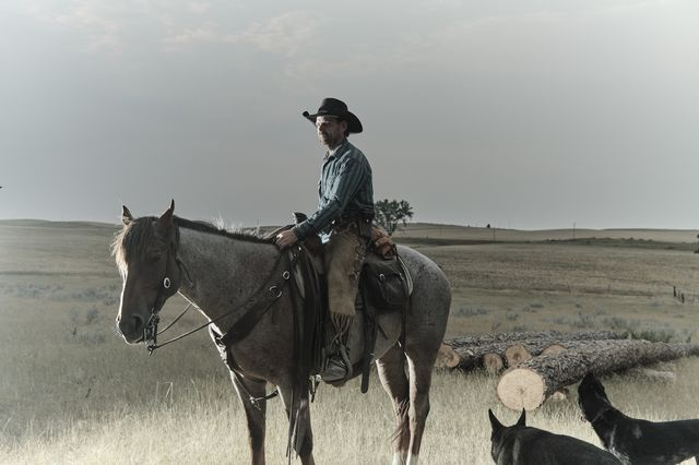 Phipps on his ranch in Montana