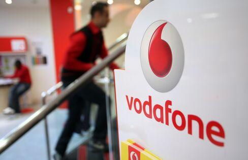 Vodafone Service Sales Beat Estimates on Higher German Spending