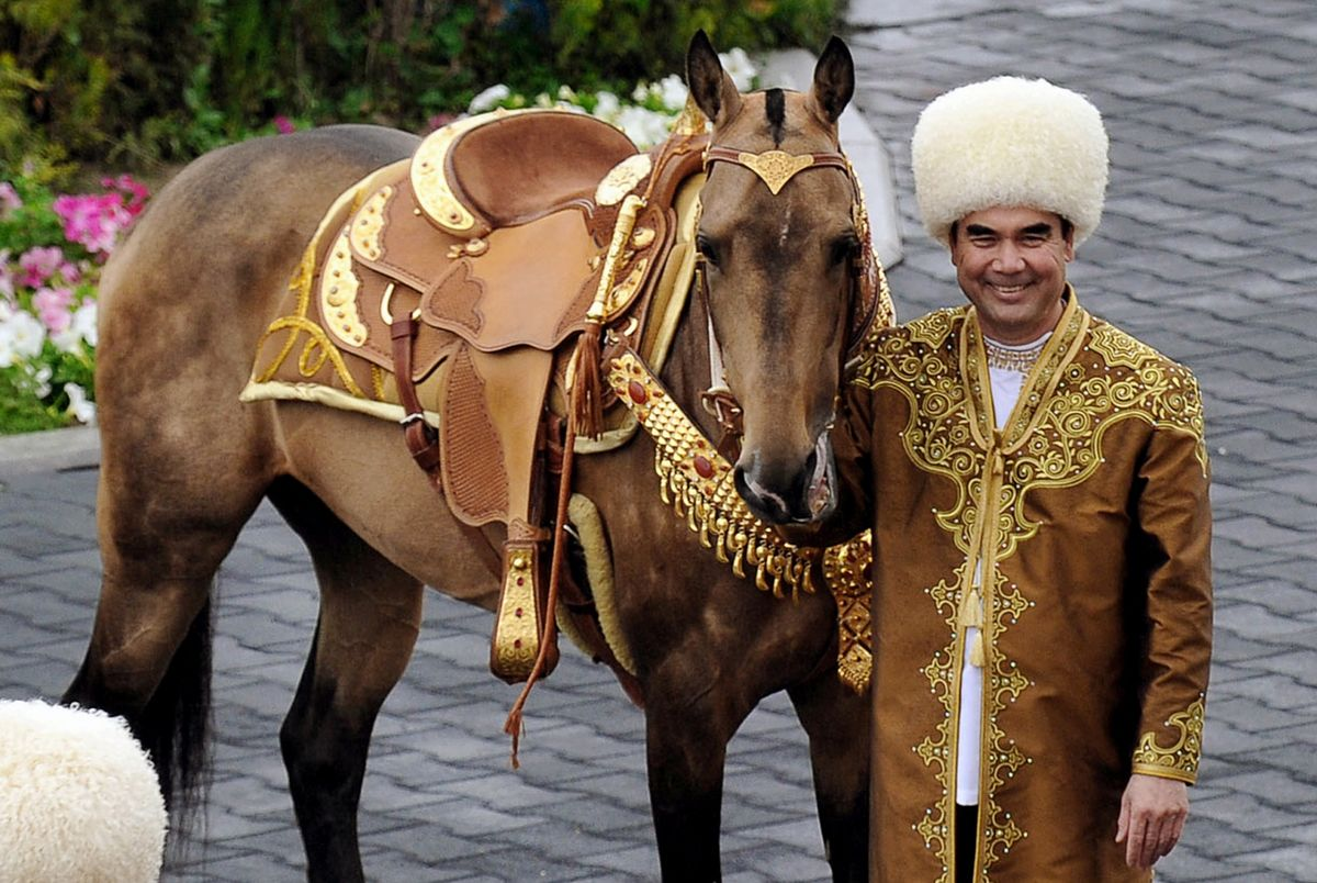 Quiet Tyrannies Like Turkmenistan Aren't a Laughing Matter
