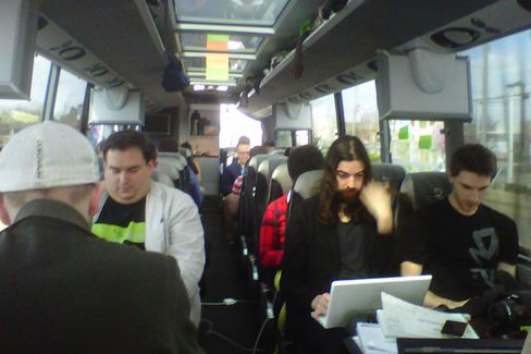 Hitching a Ride on a StartupBus Bound for Austin: Part II