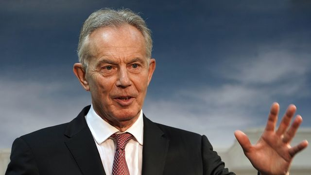 U.S., U.K. Will Work Very Closely on Climate: Blair