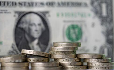 British Pound & U.S. Dollar