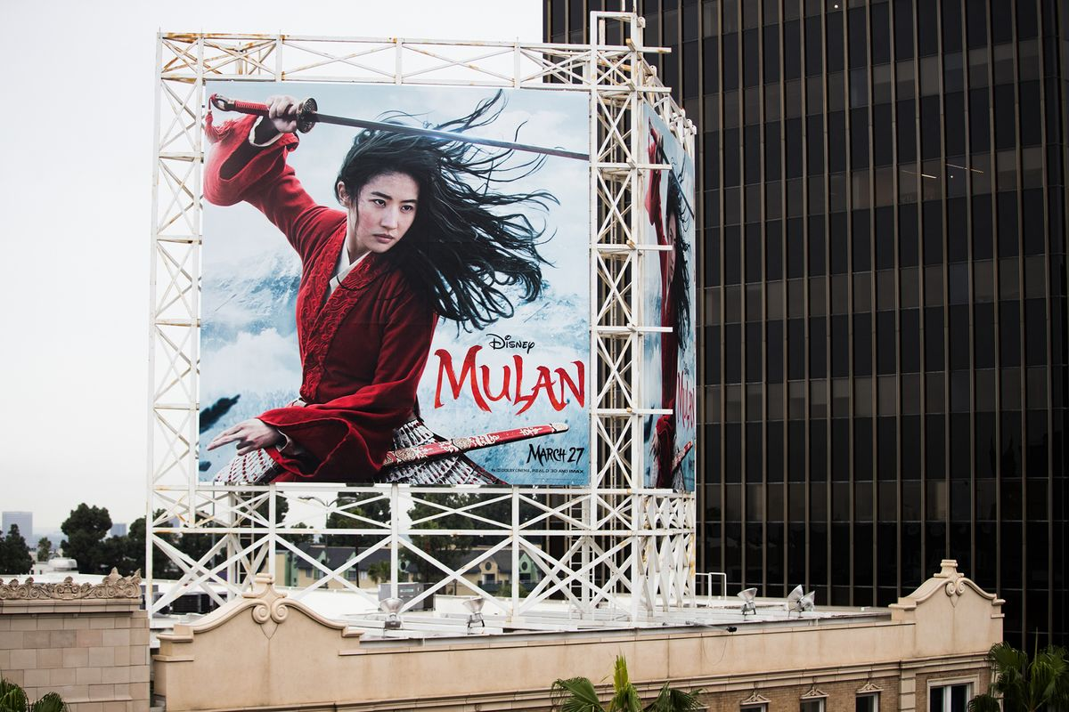 When Will Mulan Come Out? Disney Sets July 24 Release Date - Bloomberg