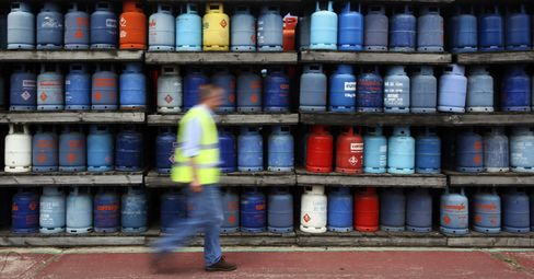 Gas Bears Boost Bets on 'Catastrophic' Surplus