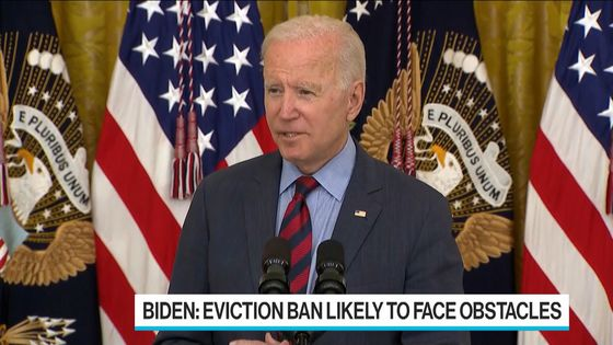Biden's New Eviction Ban Eases Liberal Ire at Legal Risk