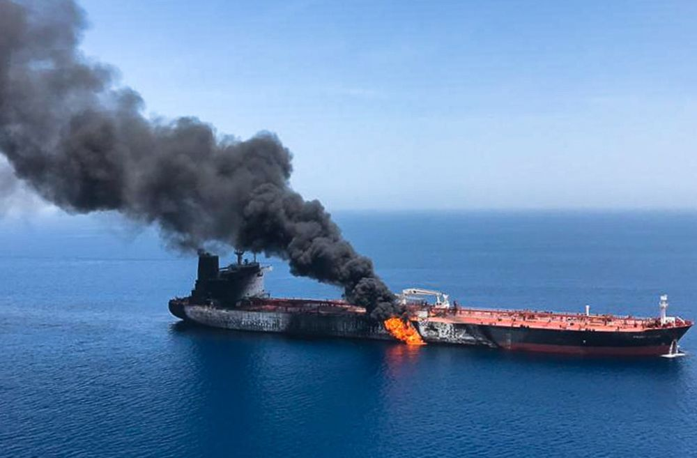 UN Security Council Gets New Report on May 12 Tanker Attacks