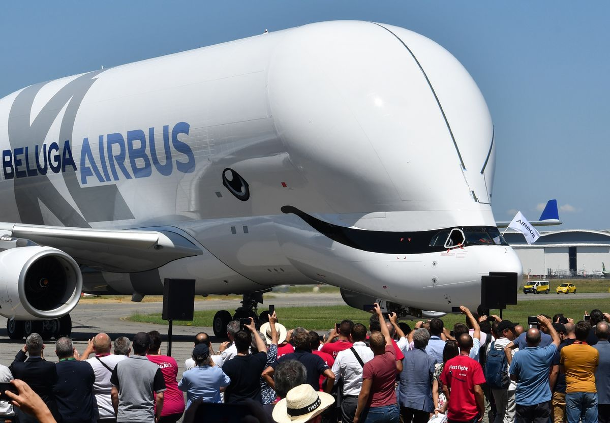 The Airbus-Boeing Duopoly Is Extremely Unbalanced